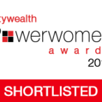 I've been shortlisted for CityWealth's Power Women Awards 2017
