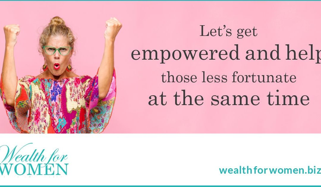 How empowered do you feel right now…both economically and financially?